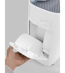 Purificateur et humidificateur d'air IDEAL santé AP35 H